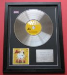 IMELDA MAY - Mayhem CD / PLATINUM PRESENTATION DISC